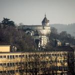 Der Munot als Wahrzeichen von Schaffhausen. Foto [1]